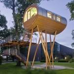 Sustainable Living - baumraum-world-of-living-treehouse