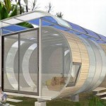 Sustainable Living - eco capsule