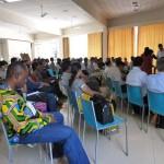 Unity Pavillon audience
