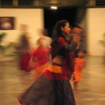 Navaratri  - Garba Dance at SAWCHU, Bharat Nivas, Pavilion of Indian Culture in International Zone