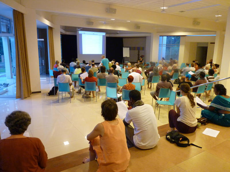 Photographer:Fabienne | General Meeting audience