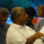 Mr. Bala Baskar Secretary of Auroville Foundation