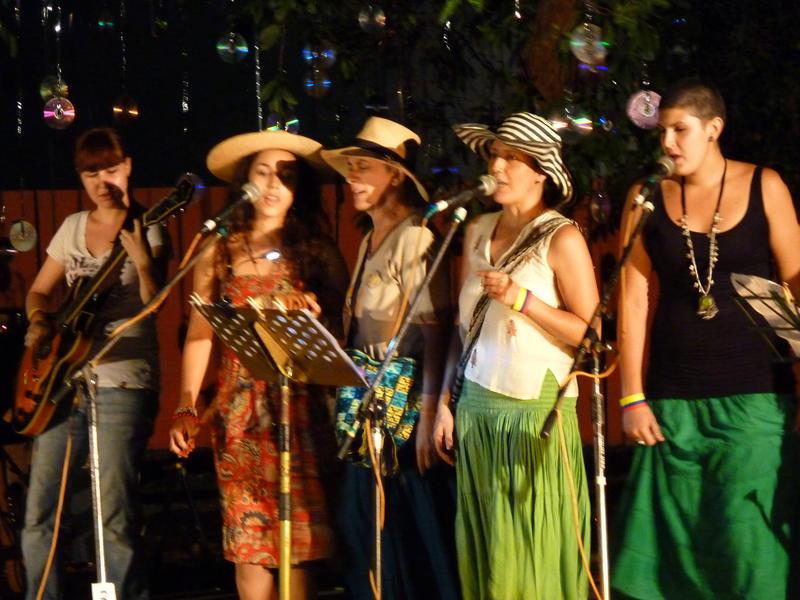 Photographer:AV Radio Team | Singing Festival at Kalabhumi<br />