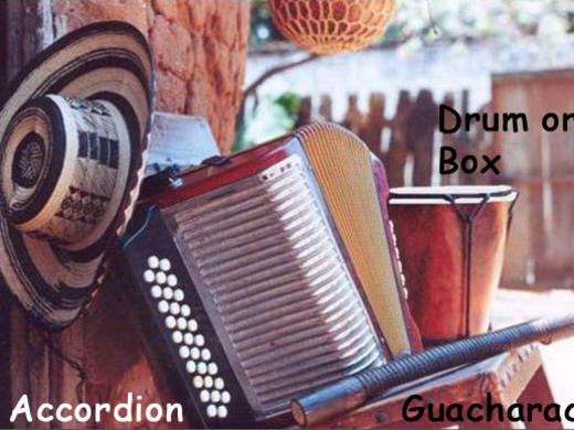 Photographer:web   Columbian music