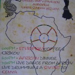 Africa House, Pavilion of African Culture  in International Zone