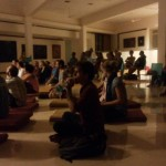 Unity Pavillion Audience