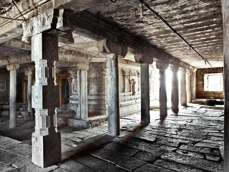 Photographer:Alessandro Fuoco | Perumukkal Temple