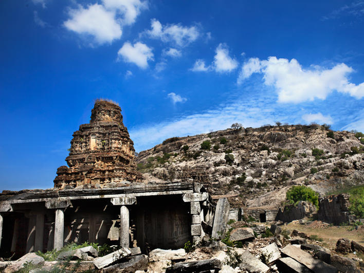 Photographer:Alessandro Fuoco | Perumukkal Temple