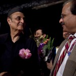 Dr. Karan Singh and the director of the Jipmer Hospital