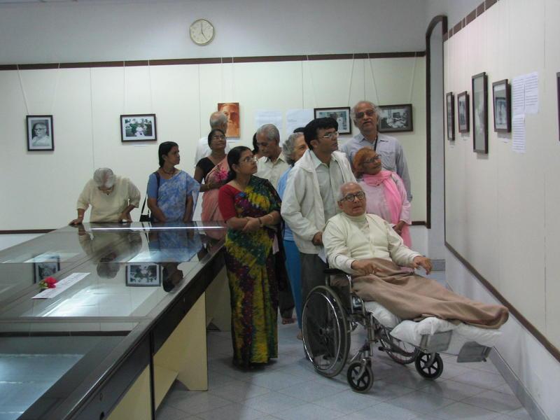 Photographer:web | Ashram Exhibition Hall