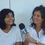 Ahelia and Sandrine