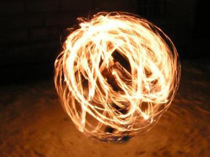 Photographer:web | Fire Juggling
