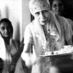 Mothers' Darshan