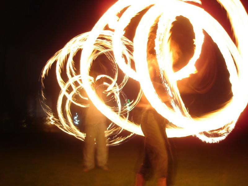 Photographer:web | Fire Spinning