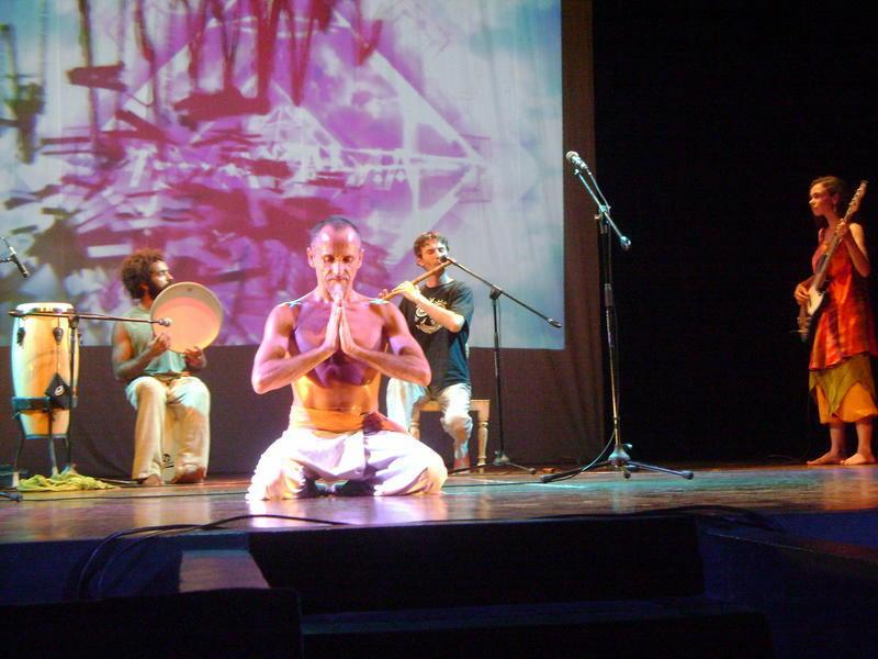 Photographer:Shirin | Amayama Band at Bharat Nivas, Pavilion of Indian Culture in International Zone