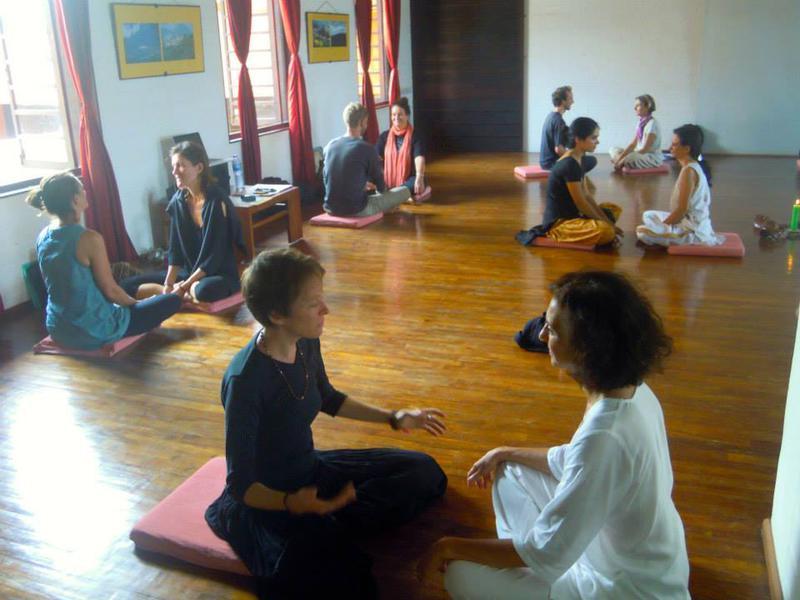 Photographer:Sandhi Spiers | The workshop at Pavilion of Tibetan Culture