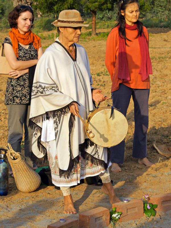 Photographer:Anandi | 11-12-13 : The Ceremony of the Pachamama ( the Mother Earth)<br />
