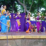Odissi is a traditional dance from South of India.