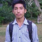 Sunil expressed his feelings. He's in Udavi school since 7 years.