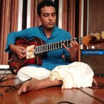 Srirman on Yuva Veena. This instrument has been created by Srirman.