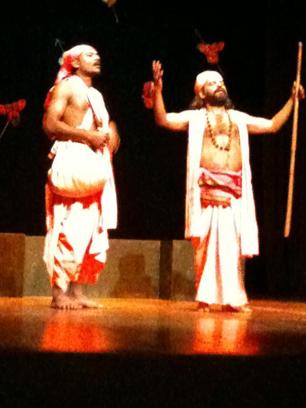 Photographer:Boobalan | Introduction of Ramayana.<br />