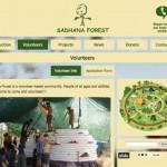 Sadhana Forest 10th aniversary