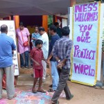 <b>NESS Auroville annual  open day</b>