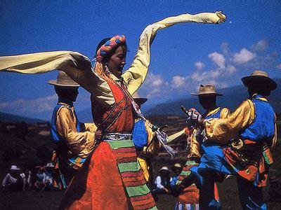 Photographer:web | Tibetan Dance