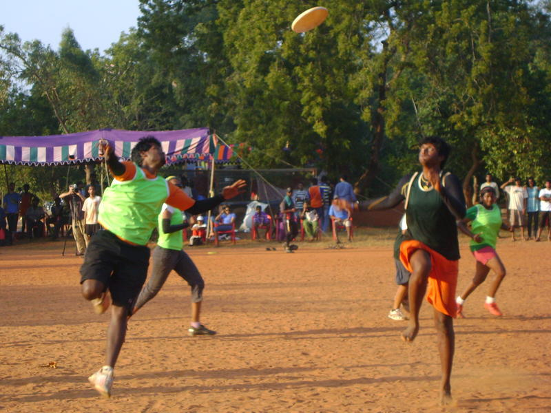 Photographer:Marta | HAt Tournament on 31st of January, 1st and 2nd of February in Auroville