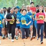 Auroville Marathon on 9th of February