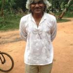 Dr Unni Karunakara @ Aurovelo in Auroville