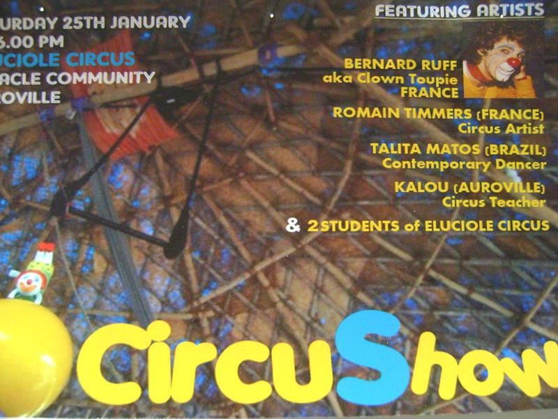 Photographer:Marta | Circus sShow with Clown at Miracle