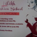Lilith Fashion Show on 1st and 2nd of February at UP in IZ