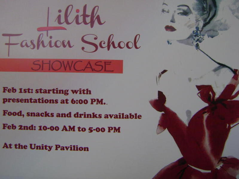 Photographer:Marta | Lilith Fashion Show on 1st and 2nd of February at UP in IZ
