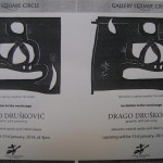 Drago Druskovic presents at Kale Kendra 31.st at 4pm