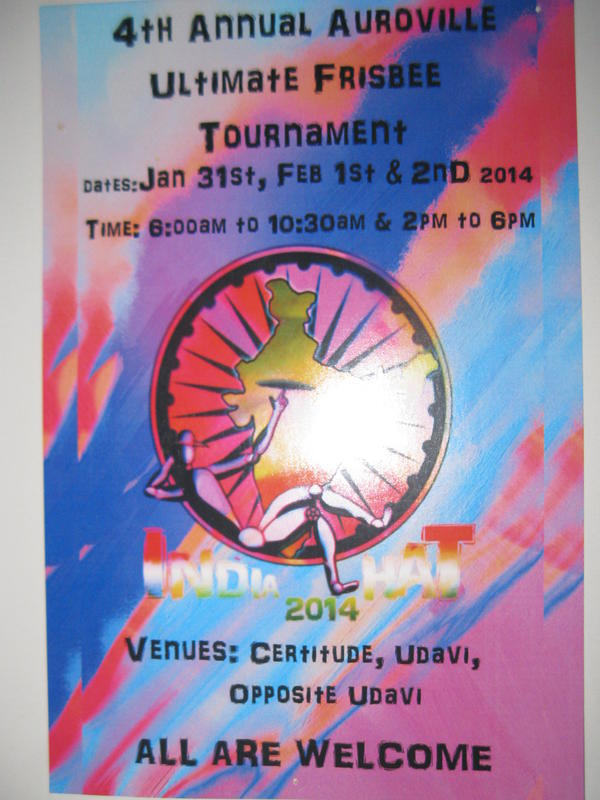 Photographer:Barbaara | Auroville Hat Tournament