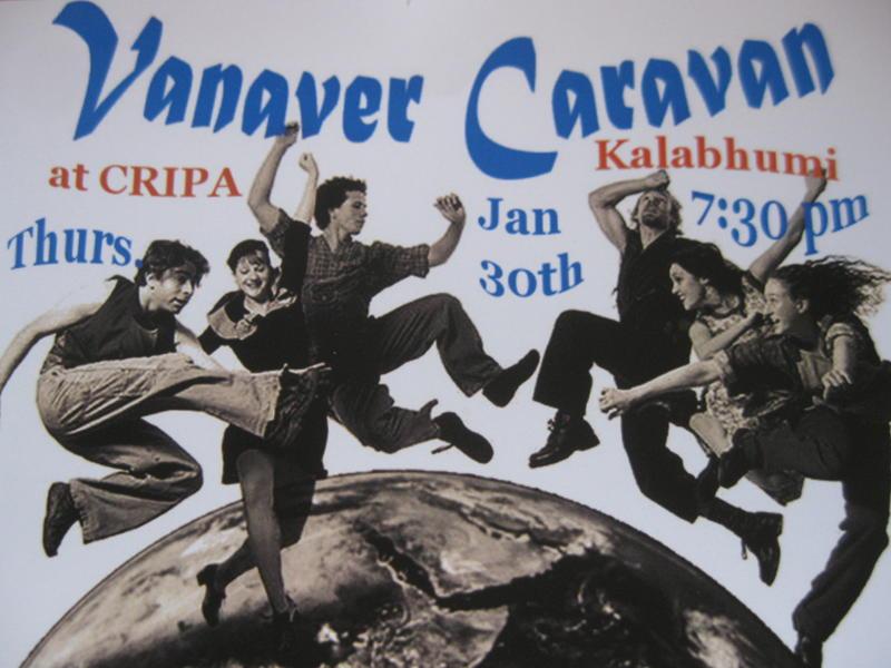 Photographer:Barbaara | Vanaver Caravan at CRIPA on 30th of January