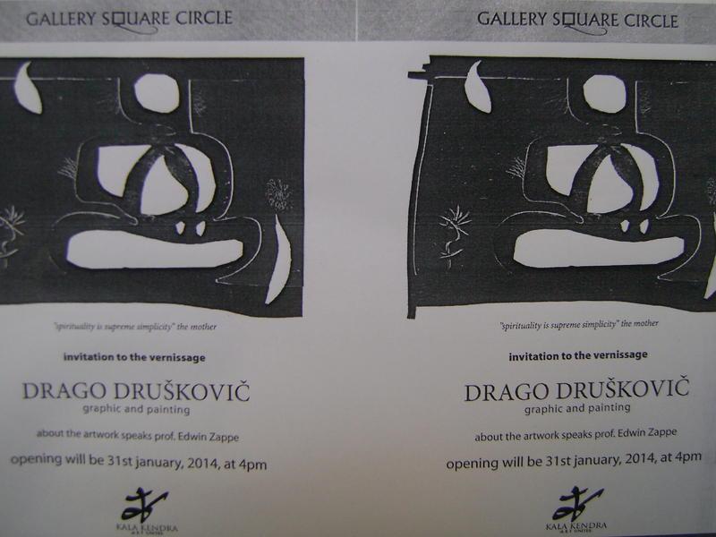 Photographer:Barbaara | Drago Druskovic exhibition at Kale Kendra