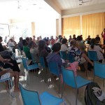 Well attended meeting