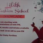 Lilith Fashion show at UP in IZ on 1st and 2nd of February