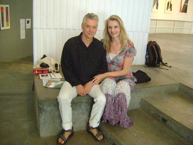 Photographer:Alma | Drago Druskovic and his wife Barbara