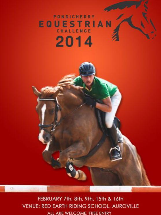 Photographer:barbara | Pondicherry Equestrian Challenge