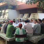 A great share of Auroville experience