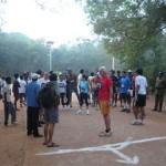 Last year Auroville Marathon