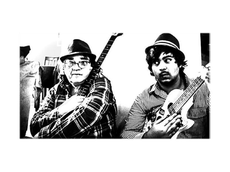Photographer:EdoArdo | Amando (left) & Dhani