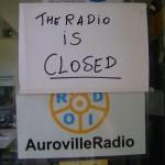 Note on AV RAdio door for past 3 months