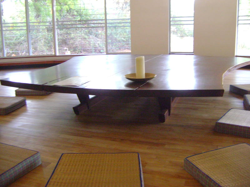 Photographer:Alea | Table of Peace at Unity Pavilion in International Zone