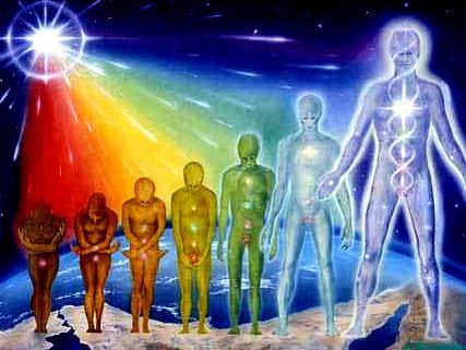 Photographer:web | spiritual evolution