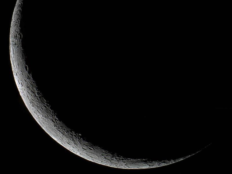 Photographer:web | New Moon on 28th in Gemini