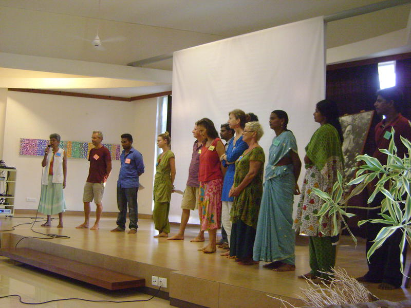 Photographer:Shamika | New proposed  Auroville Council